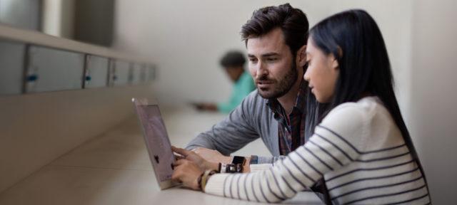 Tablet Computer im Unterricht (Handout: Apple)
